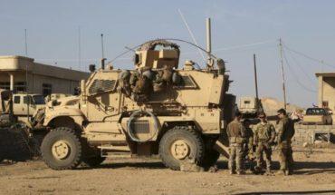 Eight rockets hit Iraqi base housing Us soldiers