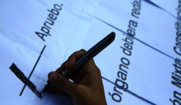 """Evópoli and PRI define support for """"Apruebo"""" in plebiscite for new constitution"""