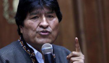 "Evo Morales: ""It was a mistake to reintroduce myself"""