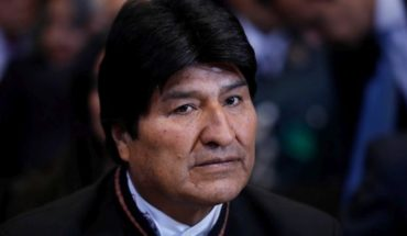 Evo Morales raised that the president of the Supreme Court assumes the head of state of Bolivia