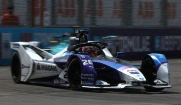 F-3: Maximilian Gunther took victory at the 2020 Santiago E-Prix