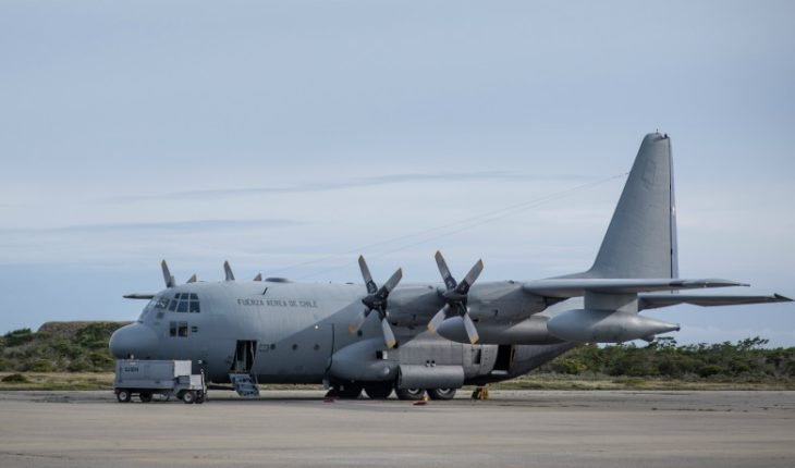 FACh confirmed that it delivered audio on an alleged Hercules C-130 failure to the Prosecutor's Office