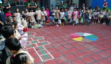 For starters, the new CDMX scholarship for preschoolers