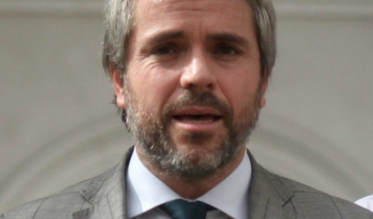 """Gonzalo Blumel on the conclusions of the IACHR: """"We have defined certain concrete actions"""""""