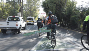 Government Morelia will strengthen cycling mobility, safe and viable