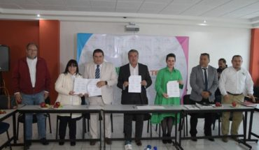 Government of Morelia and CECyTEM pact in support of higher middle education