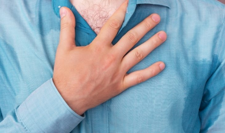 Hyperhidrosis: the problem of sweating more than the body needs