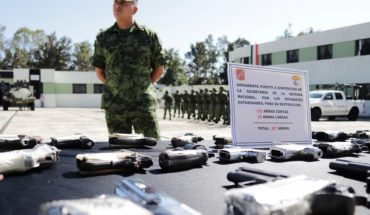 In 4 years, weapons attacks in Mexico double