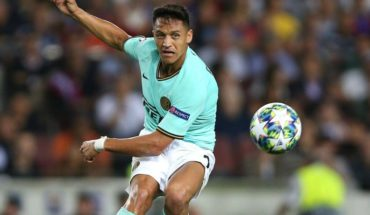 Inter Milan advanced to the semi-finals of the Copa Italia with Alexis Sanchez on court