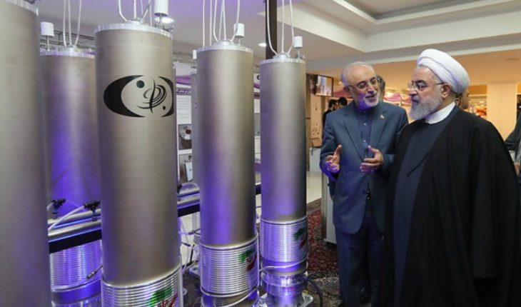 Iran announced it will stop meeting the limits of the nuclear deal