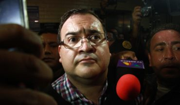 Javier Duarte will stay in prison; judge does not grant you parole