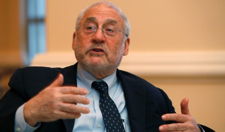 """Joseph Stiglitz: """"There was always this dissonance between Chile's reputation for economic management and poor equality performance"""""""