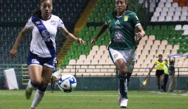 MX Women's League players in search of equity