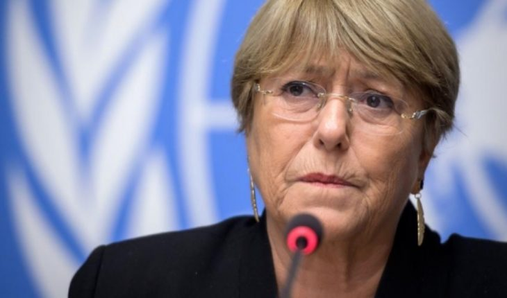 Michelle Bachelet to visit the Democratic Republic of Congo to assess the human rights situation