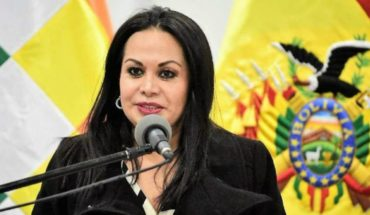 Minister resigns in Bolivia criticizing that Añez makes the same mistakes of Evo in seeking the presidency