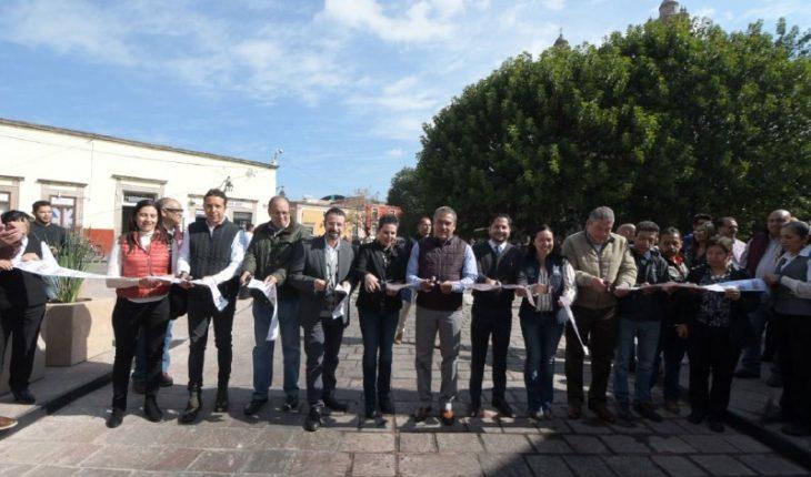 Morelia City Council opens work in San José garden