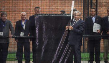New program for sport has 407 mdp; baseball will take precedence