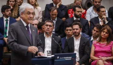 Officialism plays its last card to combine criteria on parity: Piñera and Chile Vamos meet this Sunday to settle common position