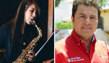 Order of apprehension to Priist who attacked saxophonist with acid