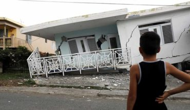 Panic persists in Puerto Rico after 34 seisms recorded in 24 hours
