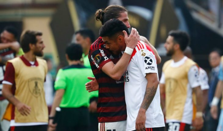 """Paulo Díaz recalled bitter ending with Flamengo: """"I had a hard time getting it out of my mind"""""""