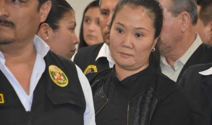 Peru Justice Issued 15 Months of Pre-trial Detention for Keiko Fujimori in the Face of Risk of Escape