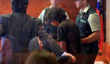 Pre-trial detention decreed for suspected burning Church of Carabineros San Francisco de Borja