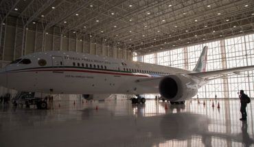 Presidential plane was bought by a pharaonic-minded government: AMLO