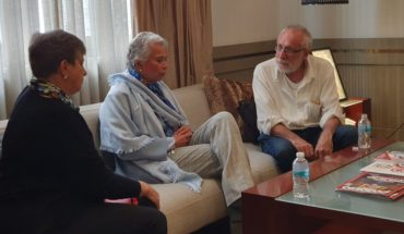 Sicily dialogues with Segob, but this does not ensure that AMLO will receive it at Palacio
