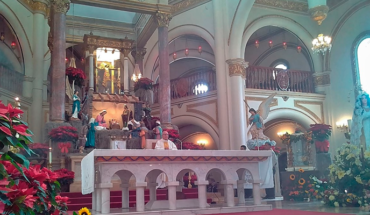 St. John Parangaricutiro; traditions and customs, of a people who refused to die
