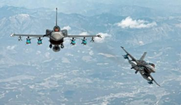 The United States conducts a second airstrike; affected