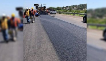 The first asphalt road with plastic is inaugurated in Mexico