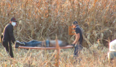 They find decapitated body and bagged in a plot of Zamora, Michoacán