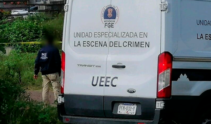 Asesinato en Pátzcuaro