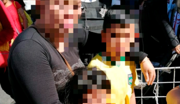 Two lost children are located in the Independence area in Morelia, Michoacán