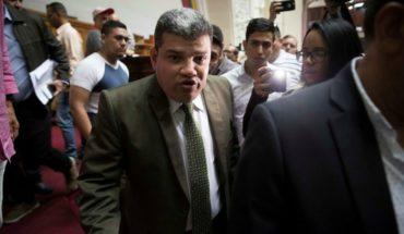 U.S. sanctioned president-elect of Venezuelan National Assembly