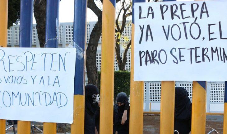 UNAM convenes Prepclass 9 classes at alternate headquarters