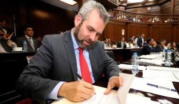 Viable, unconstitutionalaction action to avoid debt contracting: Alfredo Ramírez