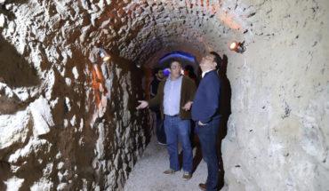 Visit Puebla tunnels as an anteroom to boost Morelia