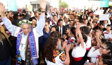 We have no NAIM cancellation awareness problem: AMLO