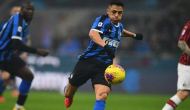"""""""¡La raja de bueno tu partido, Alexis!"""" cuenta oficial del Inter aplaude partido de Sánchez en victoria ante el Milan"""