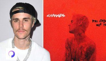¡Llegó el nuevo disco de Justin Bieber!