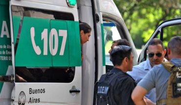 Acusado de maltrato que tomó a su bebé de rehén en una ambulancia resultó ser traficante de armas buscado por Interpol