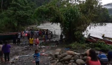 Al menos dos muertos y 23 desaparecidos tras naufragio de embarcación en Perú
