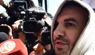 """Al salir de la cárcel, Tablado pidió perdón """"a los Aló y a todas las mujeres"""""""