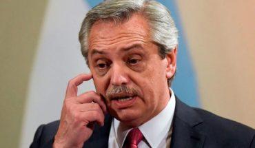 """Alberto Fernández: """"No estamos mal con el FMI"""""""