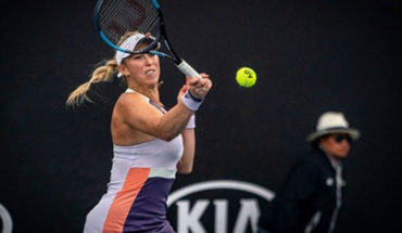 Alexa Guarachi conservó el lugar 38 en el ranking WTA de dobles