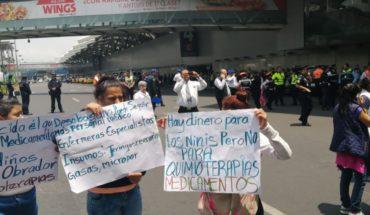 Alexis, el niño que protestó por desabasto de medicamentos murió