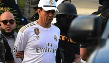 Arrestan al jefe de la policía de Honduras por lavado de dinero
