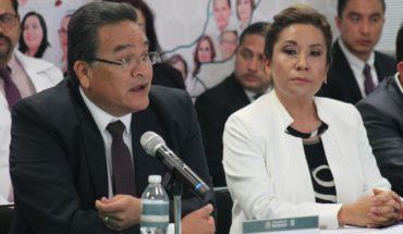 Asume la titularidad de la oficina representación del IMSS en Michoacán, María Luisa Rodea